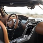 Cea mai puternica masina din lume Koenigsegg Regera interior