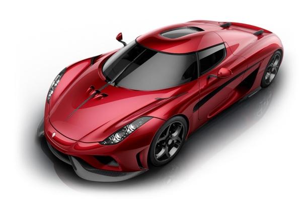 Cea mai puternica masina din lume Koenigsegg Regera