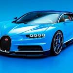 Cea mai rapida masina din lume Bugatti Chiron