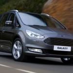 Cea mai sigura masina minivan Ford Galaxy