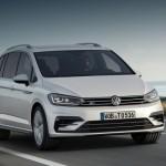 Cea mai sigura masina van compact VW Touran