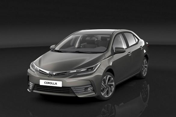 Cea mai vanduta masina din lume - Toyota Corolla