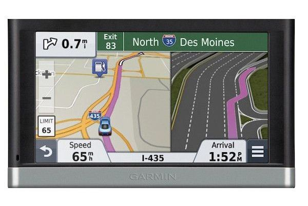 Cel mai bun GPS Garmin - nuvi 2597 LM