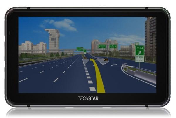 Cel mai bun GPS - TECHSTAR 7 PREMIUM