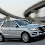 Cel mai bun SUV 4x4 Mercedes ML