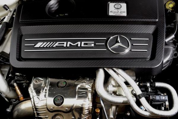 Cel mai bun motor 2014 - 2.0 Mercedes AMG