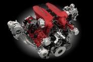 Cel mai bun motor in 2016 - Ferrari V8 3.9