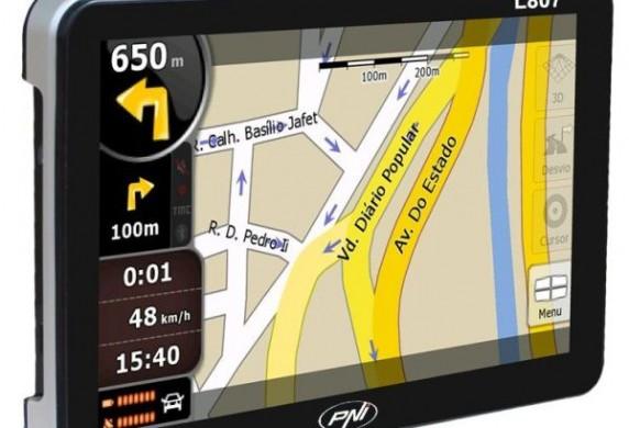 Cel mai bun sistem de navigatie - PNI L807