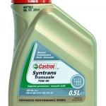 Cel mai bun ulei pentru cutia de viteze - Castrol Syntrans
