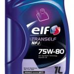 Cel mai bun ulei pentru cutia de viteze - Elf Tranself NFJ 75W80