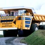 Cel mai mare camion din lume - Belaz 75710 imagini