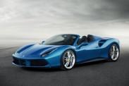 Cel mai puternic Ferrari decapotabil - 488 Spider