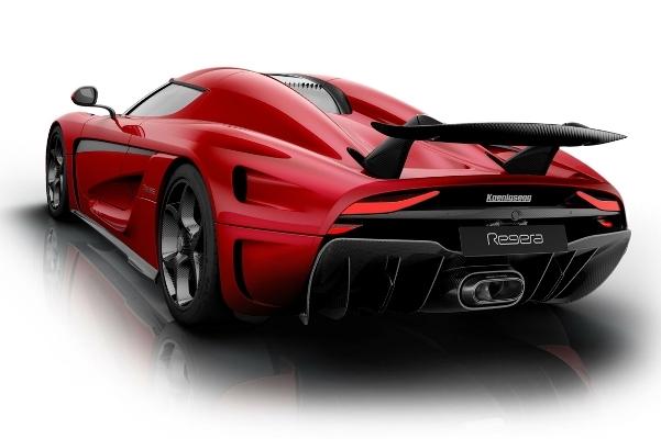Cel mai puternic automobil din lume Koenigsegg Regera