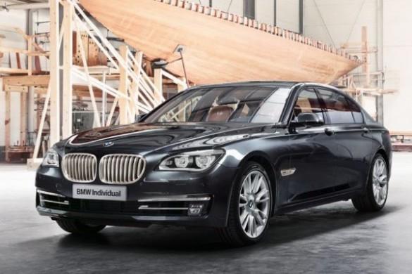 Cel mai scump BMW seria 7