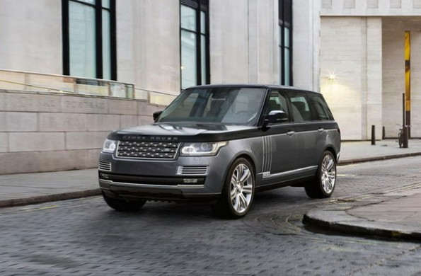 Cel mai tare Range Rover - SVAutobiography 2015