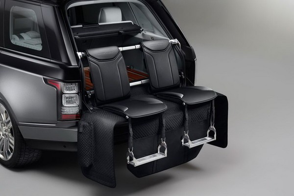 Cel mai tare Range Rover - SVAutobiography 2015 spate