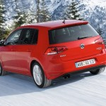 Cel mai vandut automobil in Europa - VW Golf 7