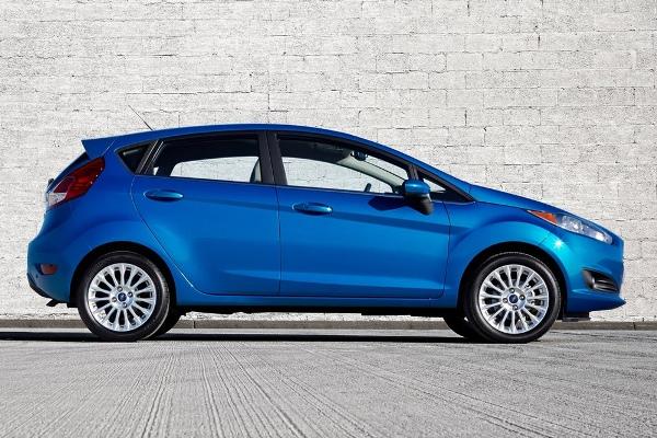 Cel mai vandut automobil in Europa - locul 2 Ford Fiesta