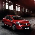 Cel mai vandut automobil in Europa - locul 3 Renault Clio