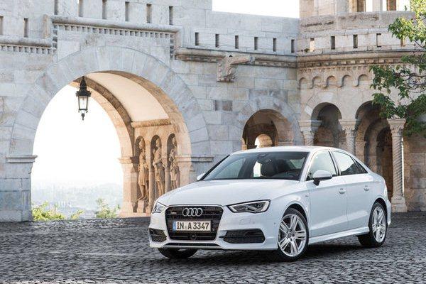 Cele mai bune automobile - Audi A3 sedan