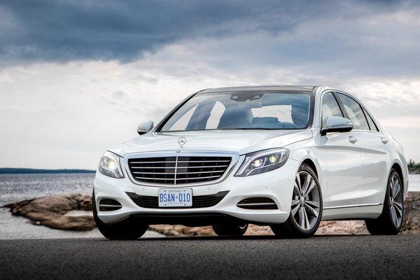 Cele mai bune automobile - Mercedes S-Class
