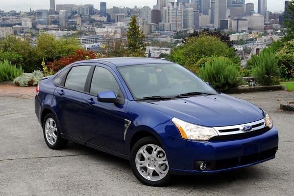 Cele mai bune masini SH pentru incepatori - Ford Focus