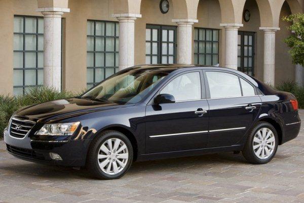 Cele mai bune masini second hand pentru incepatori - Hyundai Sonata