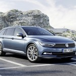 Cele mai bune masini de familie - Volkswagen Passat B8 2014