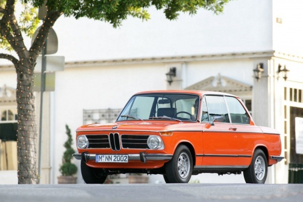 Cele mai bune masini germane - BMW 2002