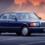 Cele mai bune masini germane - Mercedes 560SEL