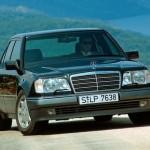 Cele mai bune masini germane - Mercedes W124