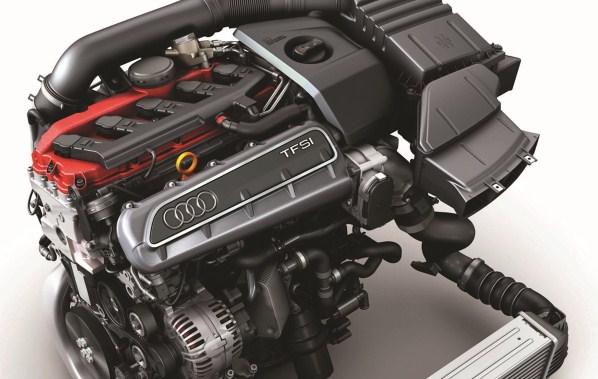 Cele mai bune motoare - Audi 2.5 TFSI
