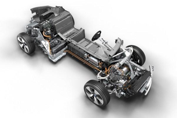 Cele mai bune motoare - BMW i8