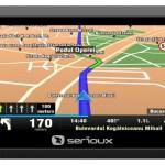 Cele mai bune sisteme de navigatie GPS - Serioux Q475