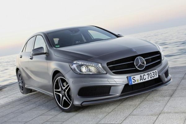 Cele mai economice masini pe benzina 2015 - Mercedes A180