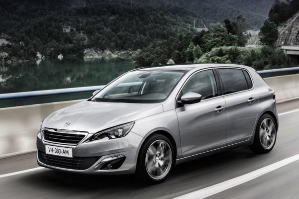 Cele mai economice masini pe benzina 2015 - Peugeot 308 1.2 THP