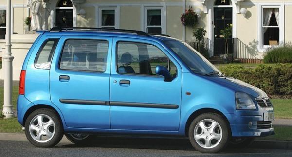 Cele mai fiabile masini - Opel Agila