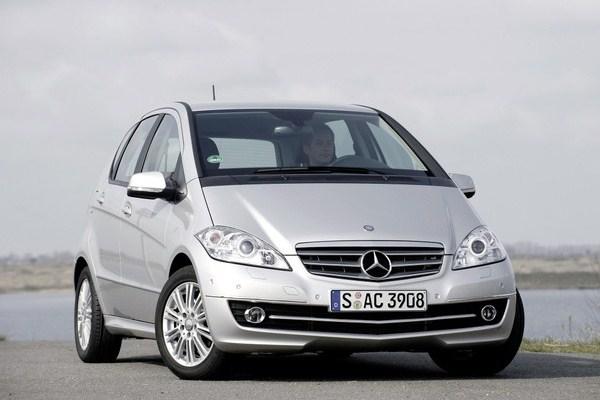 Cele mai fiabile masini pentru anul 2014 Mercedes A Class