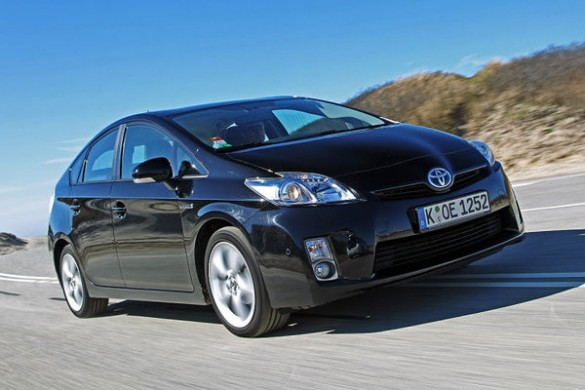 Cele mai fiabile masini pentru anul 2014 Toyota Prius