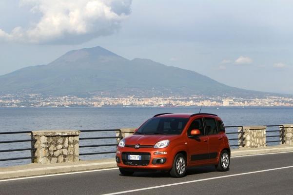 Cele mai ieftine masini cu transmisie automata Fiat Panda