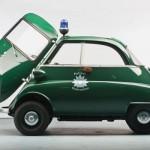 Cele mai mici masini din istorie - BMW Isseta