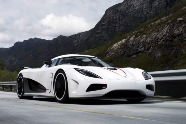 Cele mai scumpe masini din lume - Koenigsegg Agera R