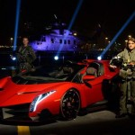 Cele mai scumpe masini din lume - Lamborghini Veneno roadster