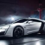 Cele mai scumpe masini din lume - Lykan HyperSport