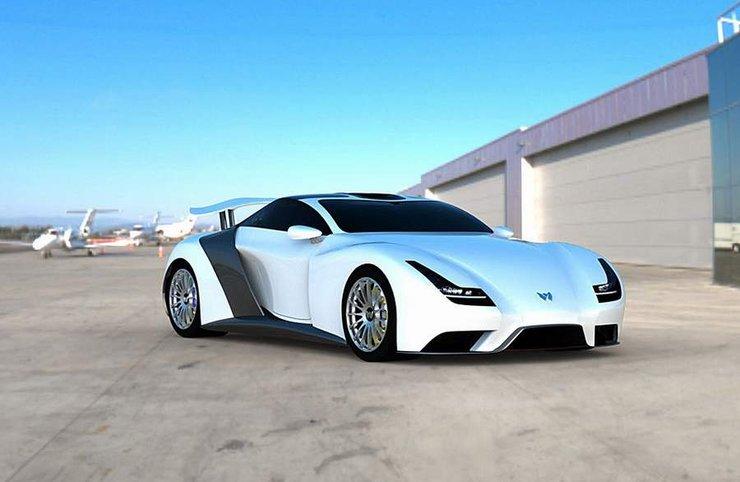 Cele mai scumpe masini din lume - Weber Faster One