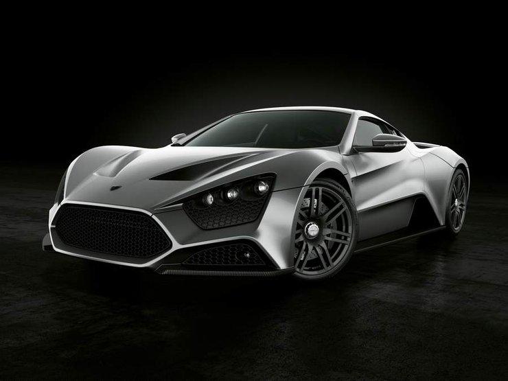 Cele mai scumpe masini din lume - Zenvo ST1