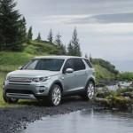 Cele mai sigure automobile - noul Land Rover Discovery Sport