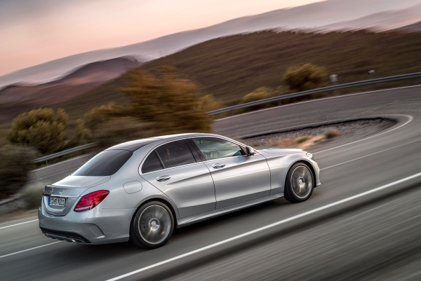 Cele mai sigure automobile - Mercedes C-Class
