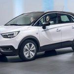 Cele mai sigure masini - Opel Crossland X
