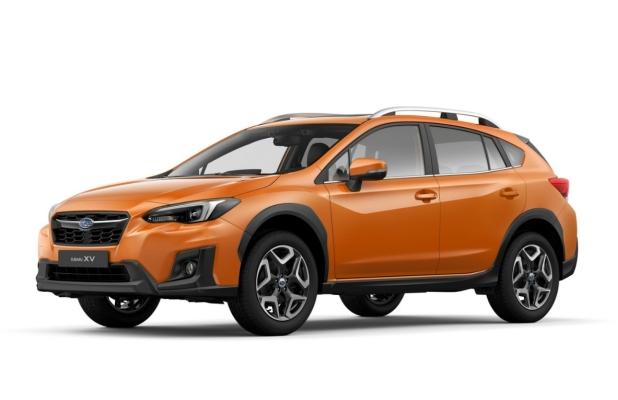 Cele mai sigure masini - Subaru XV